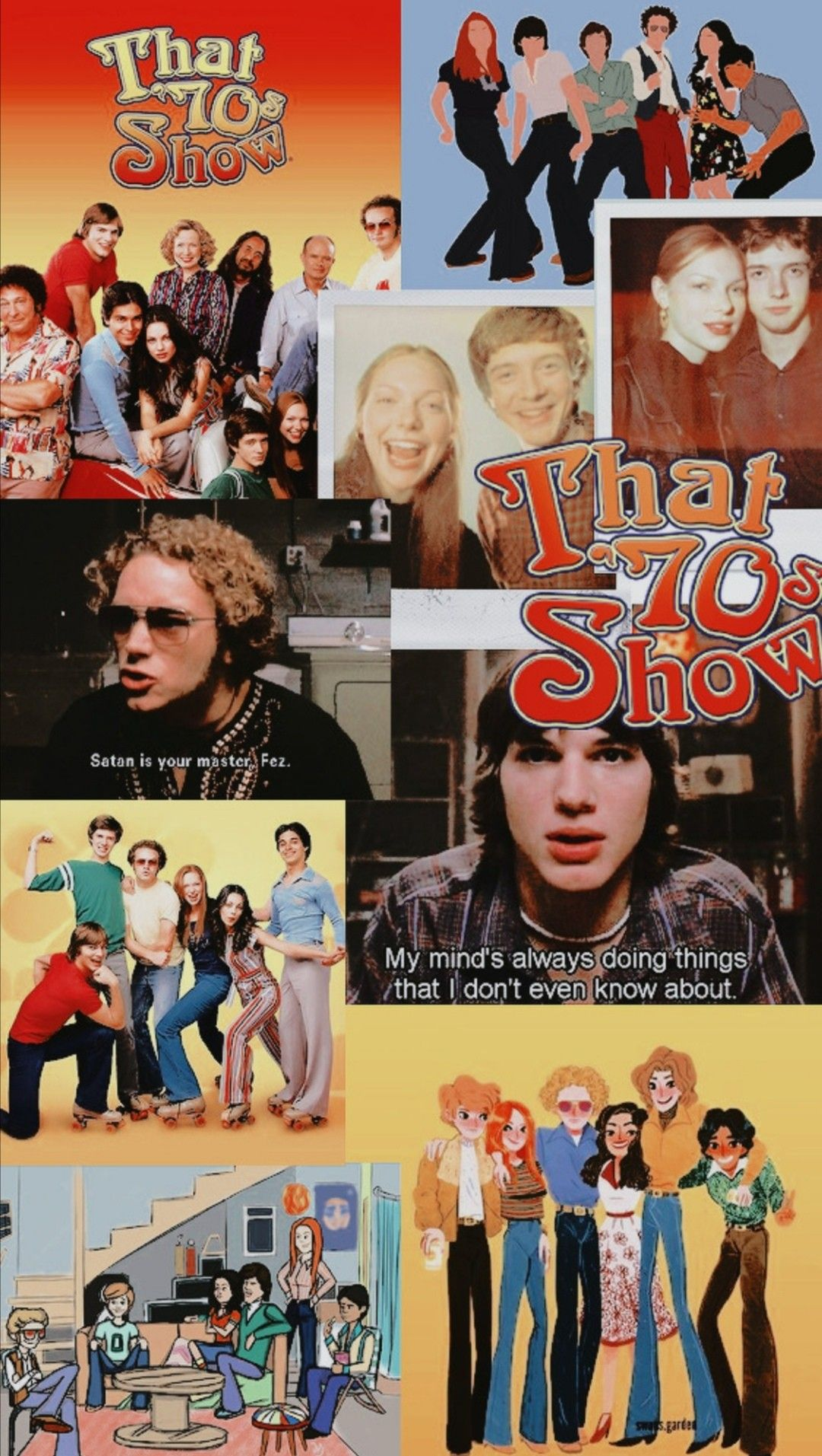Pin by Hailie💛 on That 70s show in 2020 (With images