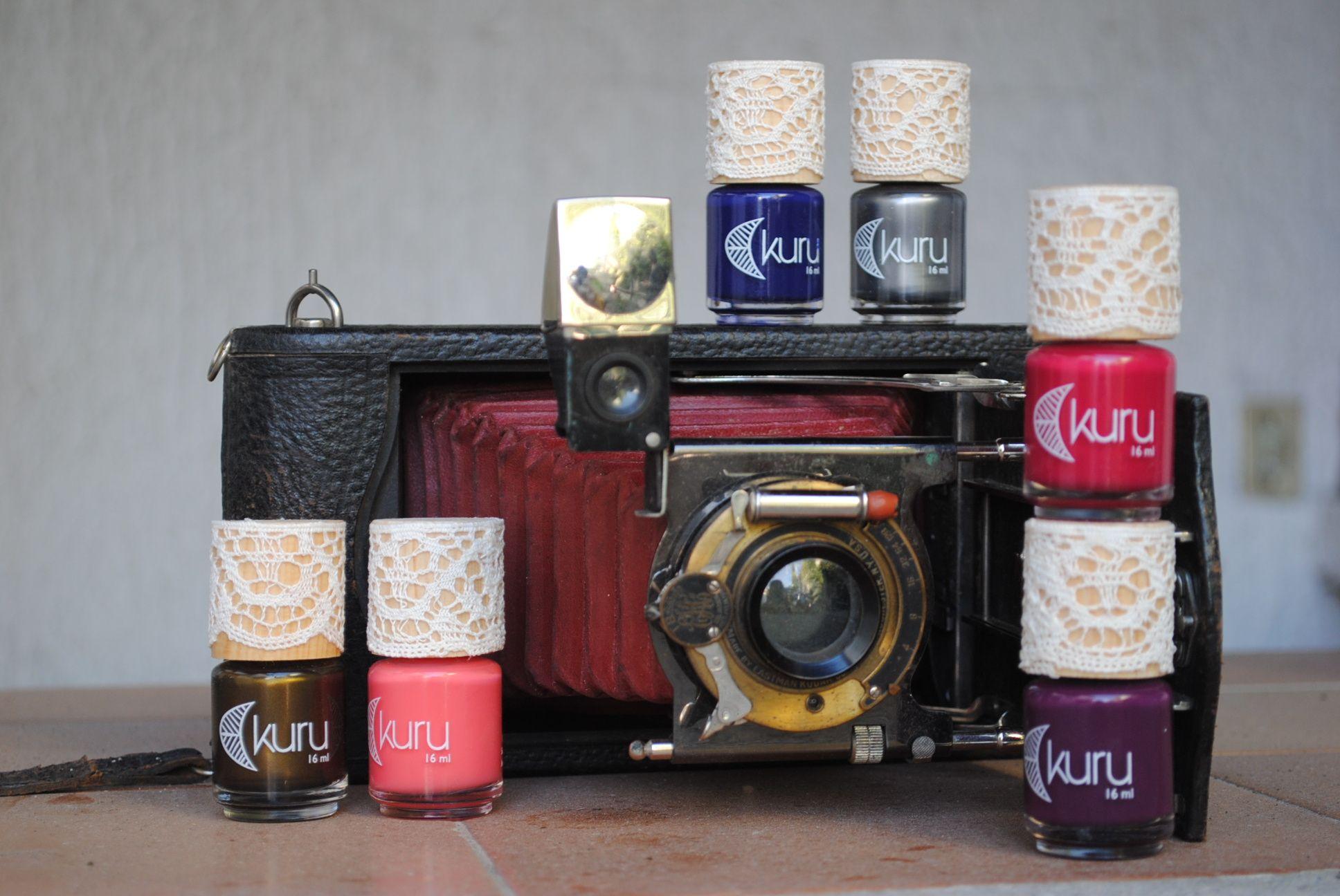 Esmaltes de uñas mexicanos con queratina y pigmentos orgánicos ...
