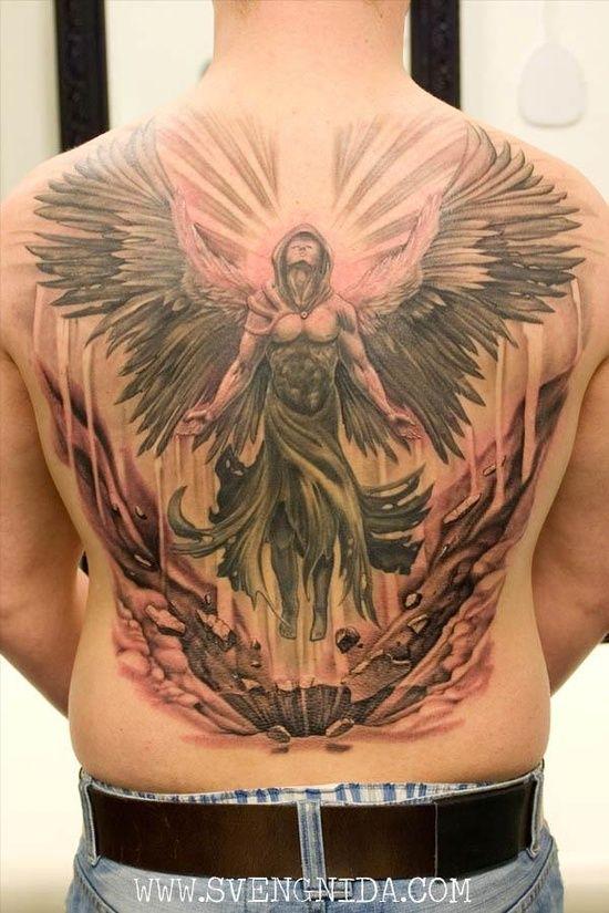 Black And Gray Arte Tattoo Fotos E Ideias Para Tatuagens
