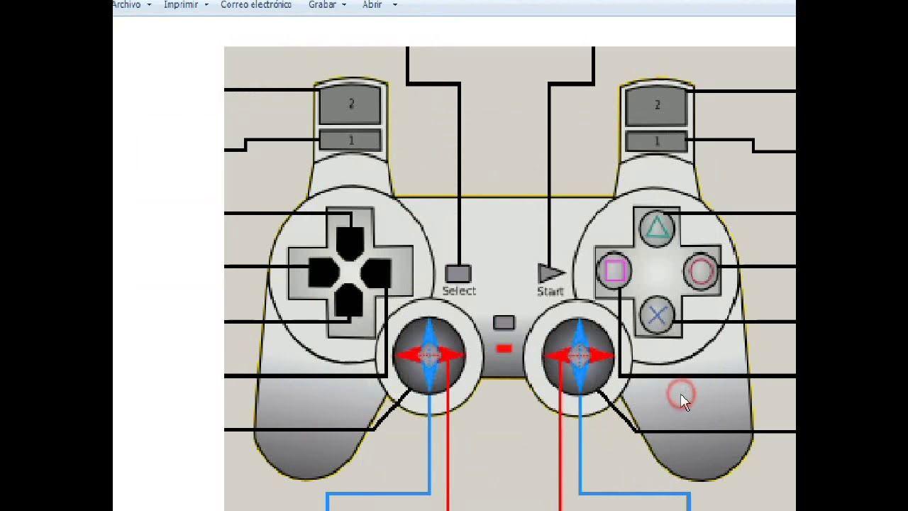 TUTORIAL CALIBRAR Control Joestick DUALSCHOK en project 64