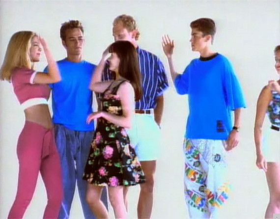 Huff Post Style Lessons From Beverly Hills 90210 Beverly Hills