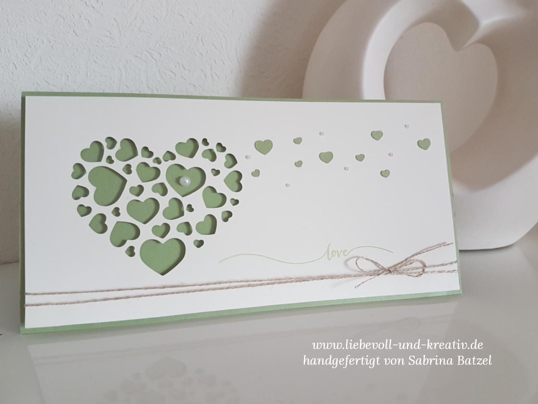 Stampin & # 39; Up !, Einladung, Hochzeit, Hochzeit, Wir heiraten, Herzen, Liebe   – Hochzeit / wedding