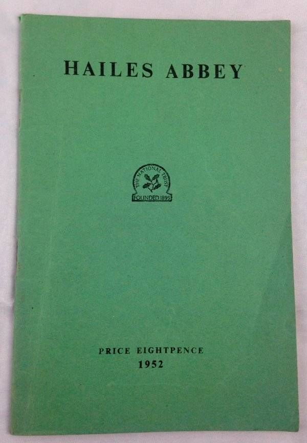 Hailes Abbey The National Trust 1952 Welbore St Clair Baddeley Cotswold Clair National Trust Selling On Ebay