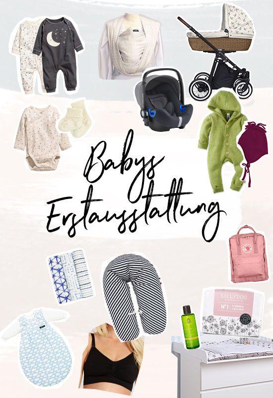 babys erst aus stattung unbedingt kaufen baby baby erstausstattung und baby checkliste. Black Bedroom Furniture Sets. Home Design Ideas