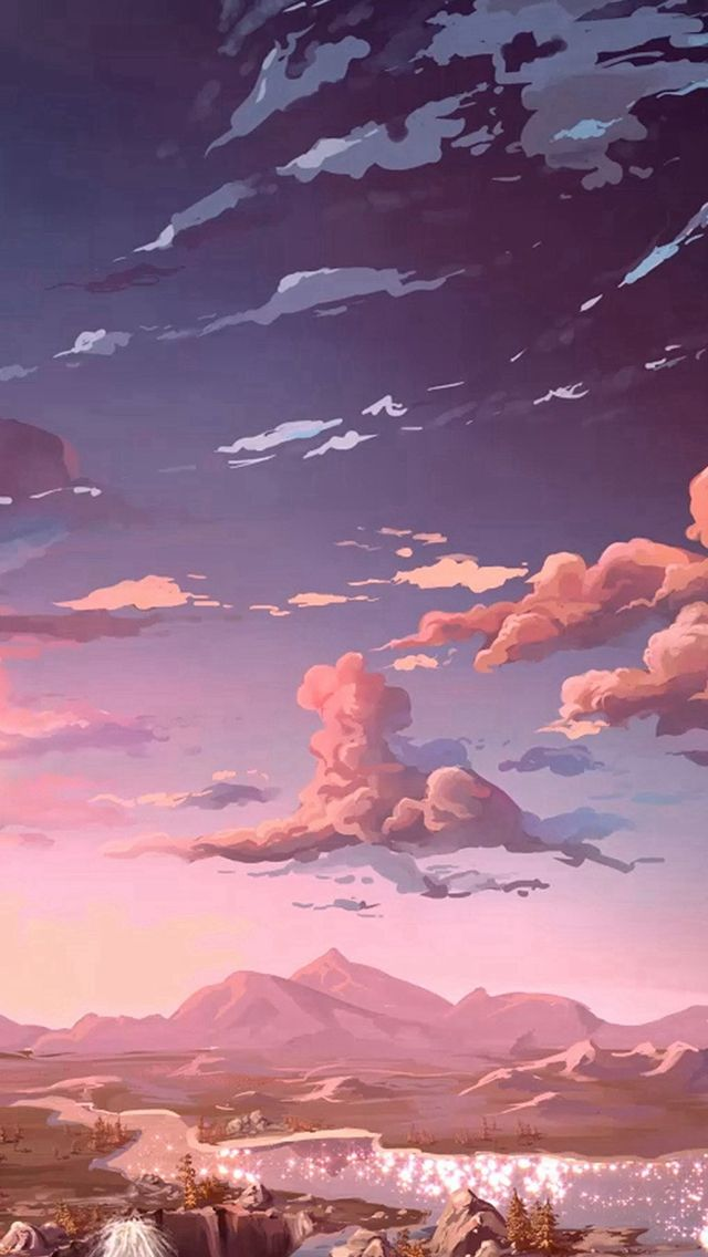 Nature Anime Art Sea Art Iphone 5s Wallpaper Iphone 5 Se