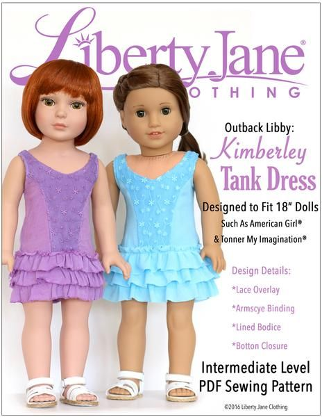 Kimberley Tank Dress 18\