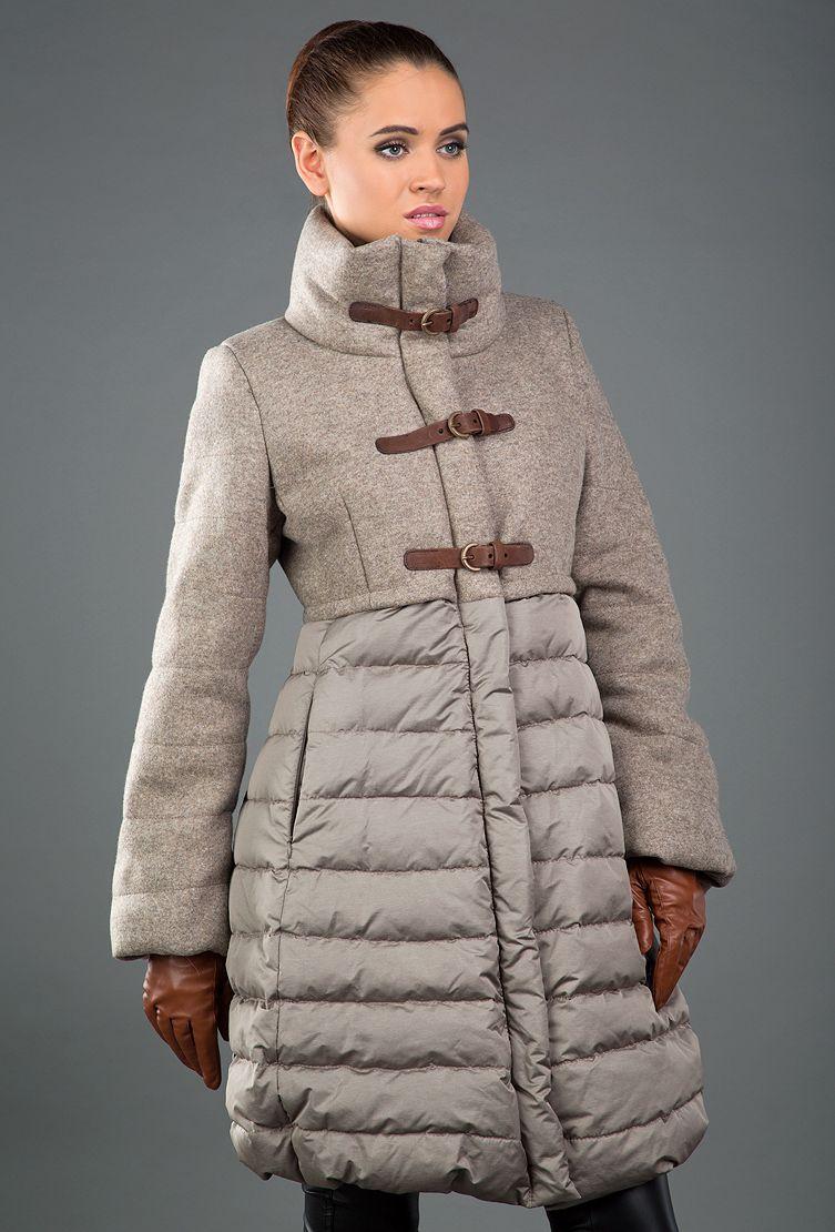 7945ce6092143 женский пуховик AFG (Италия) Полупальто, Зимние Свитера, Верхняя Одежда Для  Женщин,