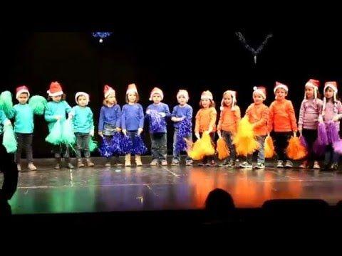 bailes de navidad para ninos