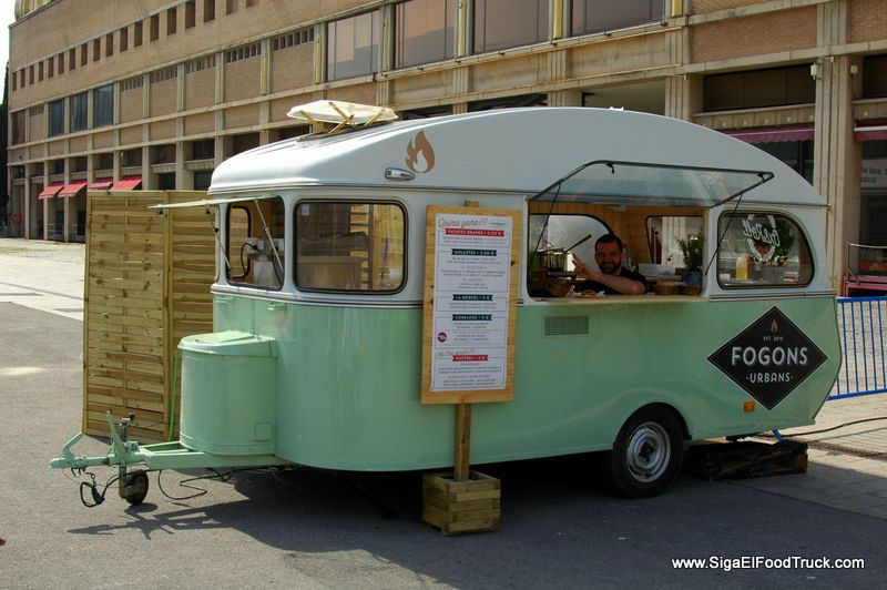 SigaelFoodTruck Fogons Urbans Street Food Truck Evento