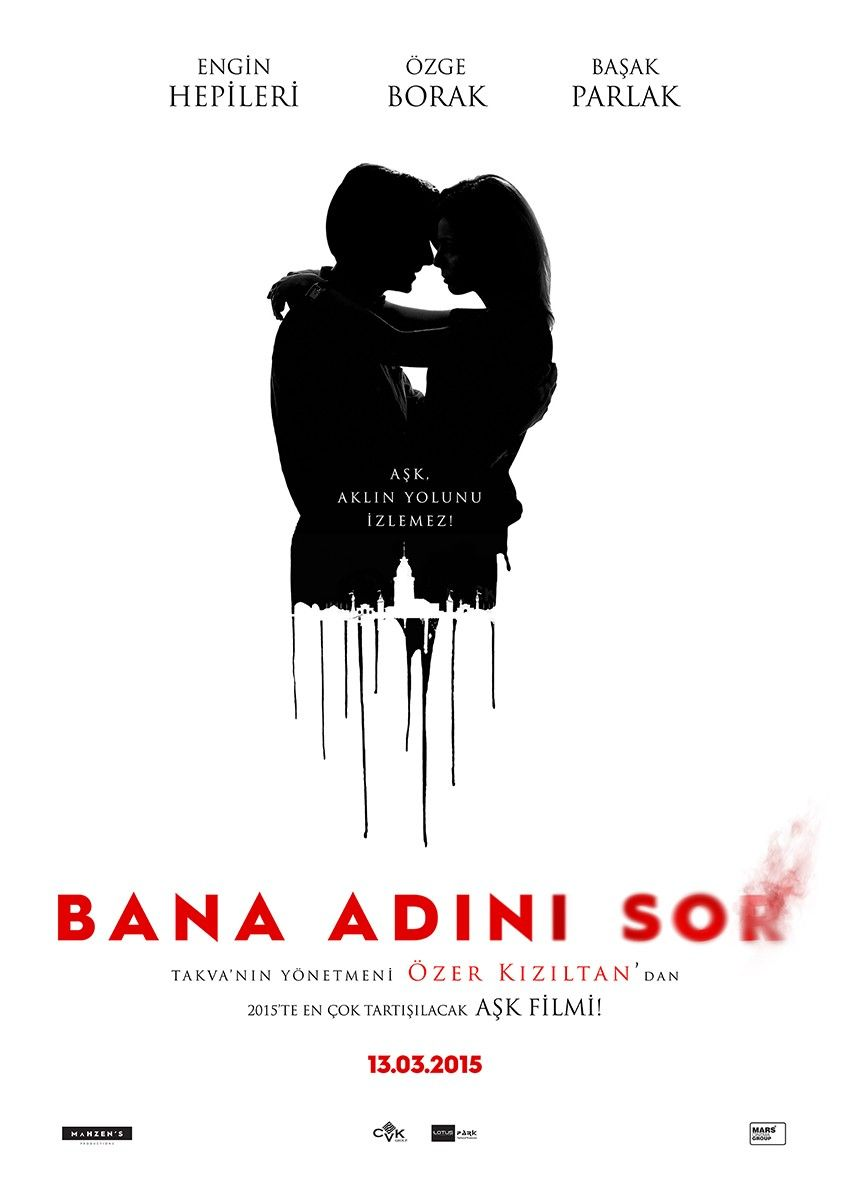 Bana Adini 2015 Movie Posters Cinema Film Hd Movies
