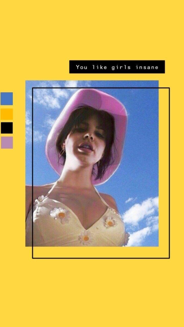 Lana Del Rey #wallpaper #lanadelrey #indie #wallpaperaesthetic