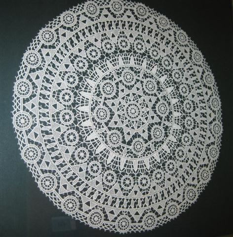 Paska cipka - lace from island Pag
