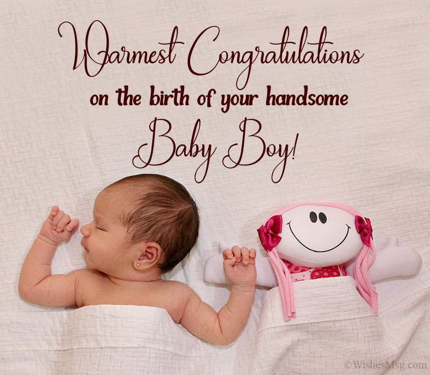80+ New Born Baby Wishes and Messages WishesMsg in 2020