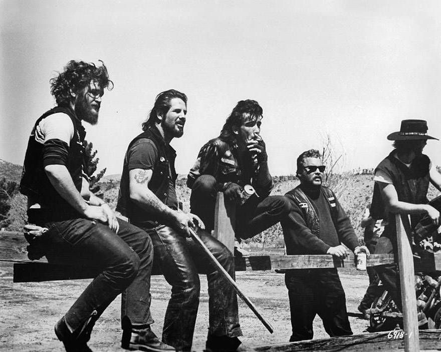 Pin on Photos of all sorts  Sonny Barger Hells Angels 1970