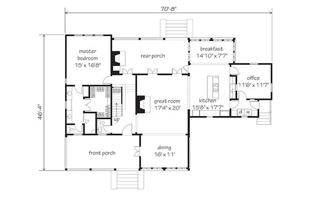 Mouse Over To Pause Slideshow Southern Living House Plans House Plans Country House Plans