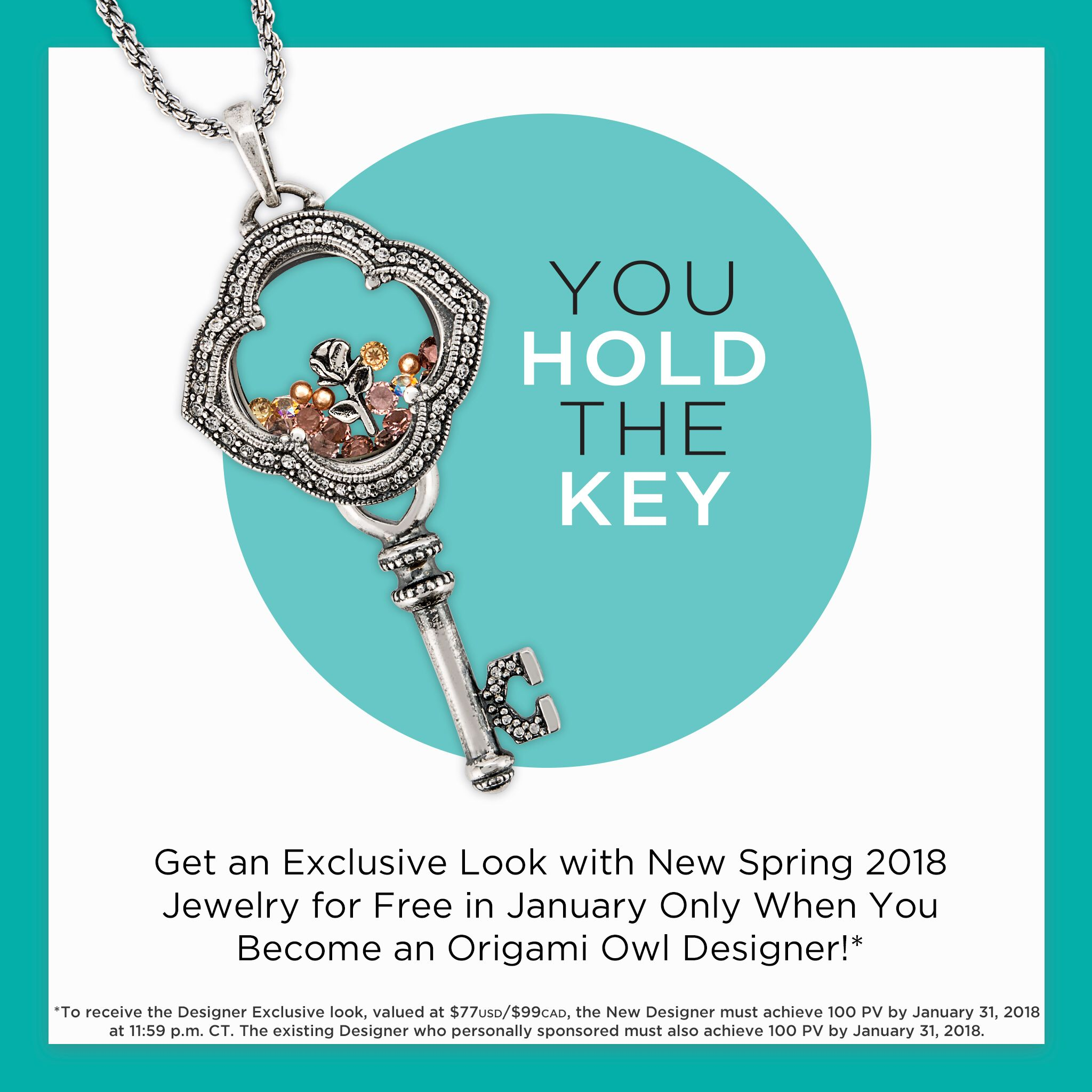 Yesss the spring 2018 collection is coming and i love that the spring 2018 collection is coming and i love that origami owl is giving new designers the first pieces of jewelry qualify in january and youll get an jeuxipadfo Images