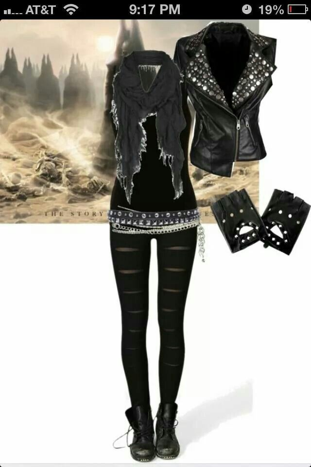 gothic emo fashion Steampunk