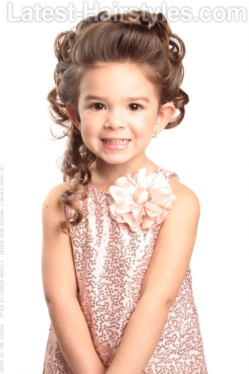 29 Cutest Hairstyles for Little Girls for Every Occasion ...
