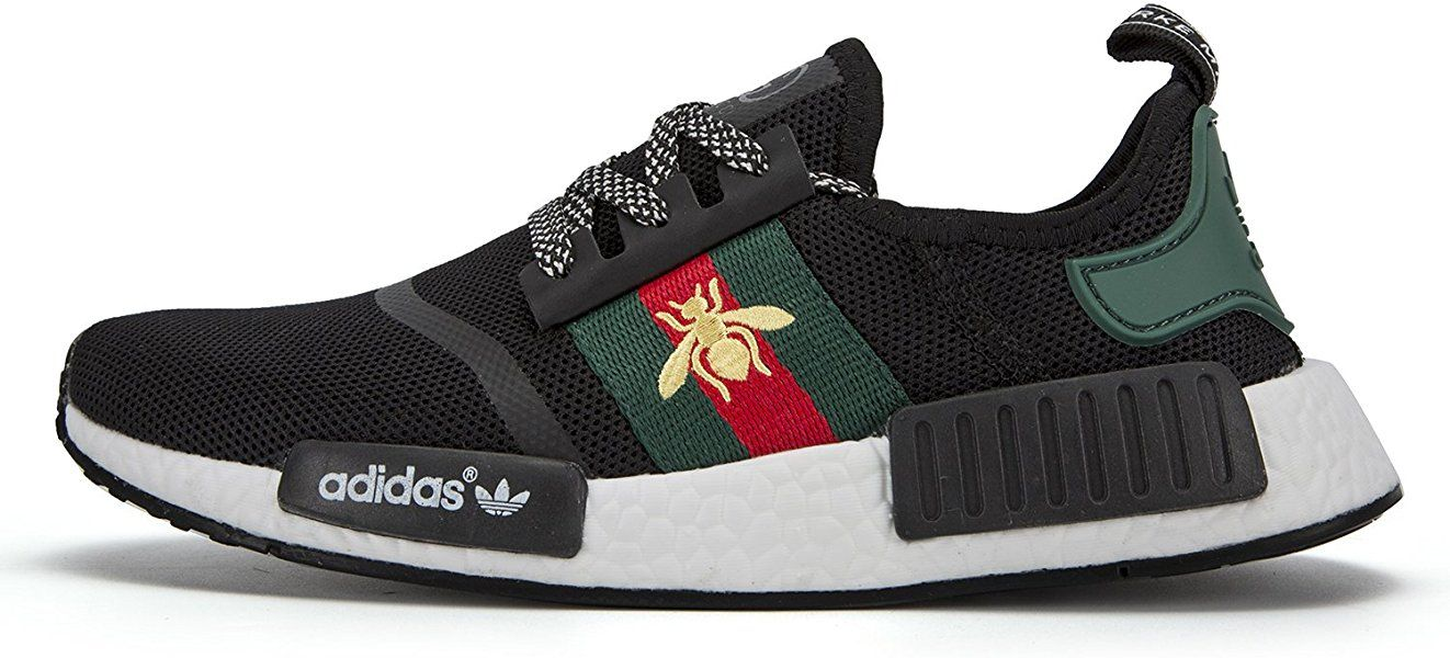 info for 9d2fe 5311e Adidas NMDR1 x Gucci womens - NMD special edition (USA 6) (UK 4.5