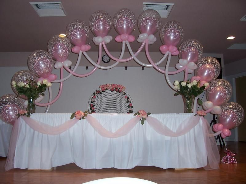 Balloon Party Designs Google Search Balloon Decorations Diy Baby Shower Decorations Balloon Design