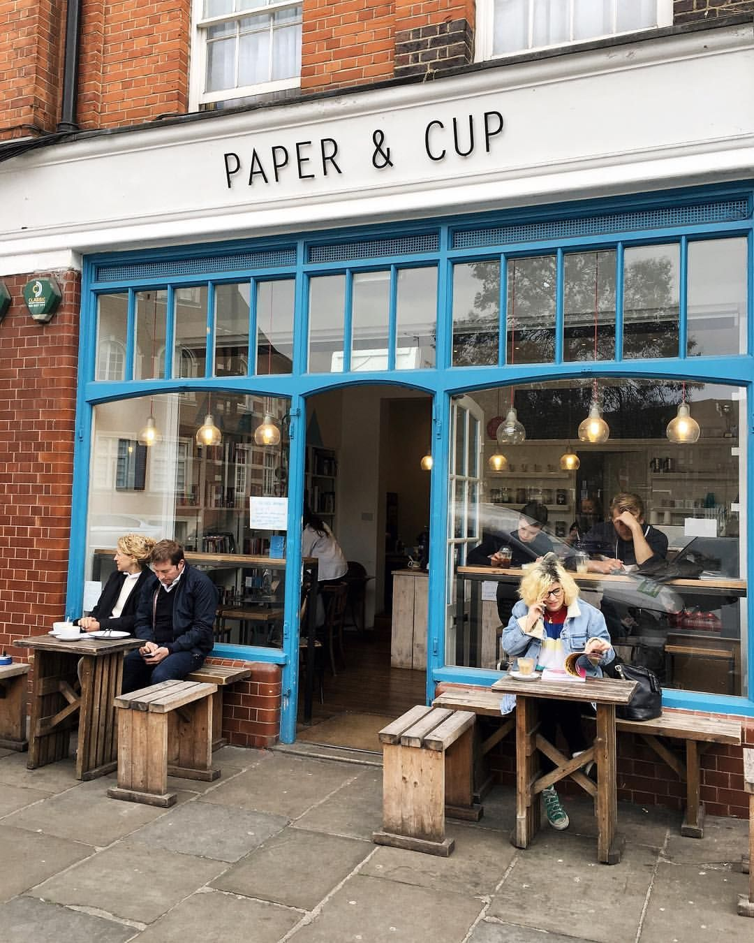 Shoreditch England: Paper & Cup, Shoreditch (With Images)