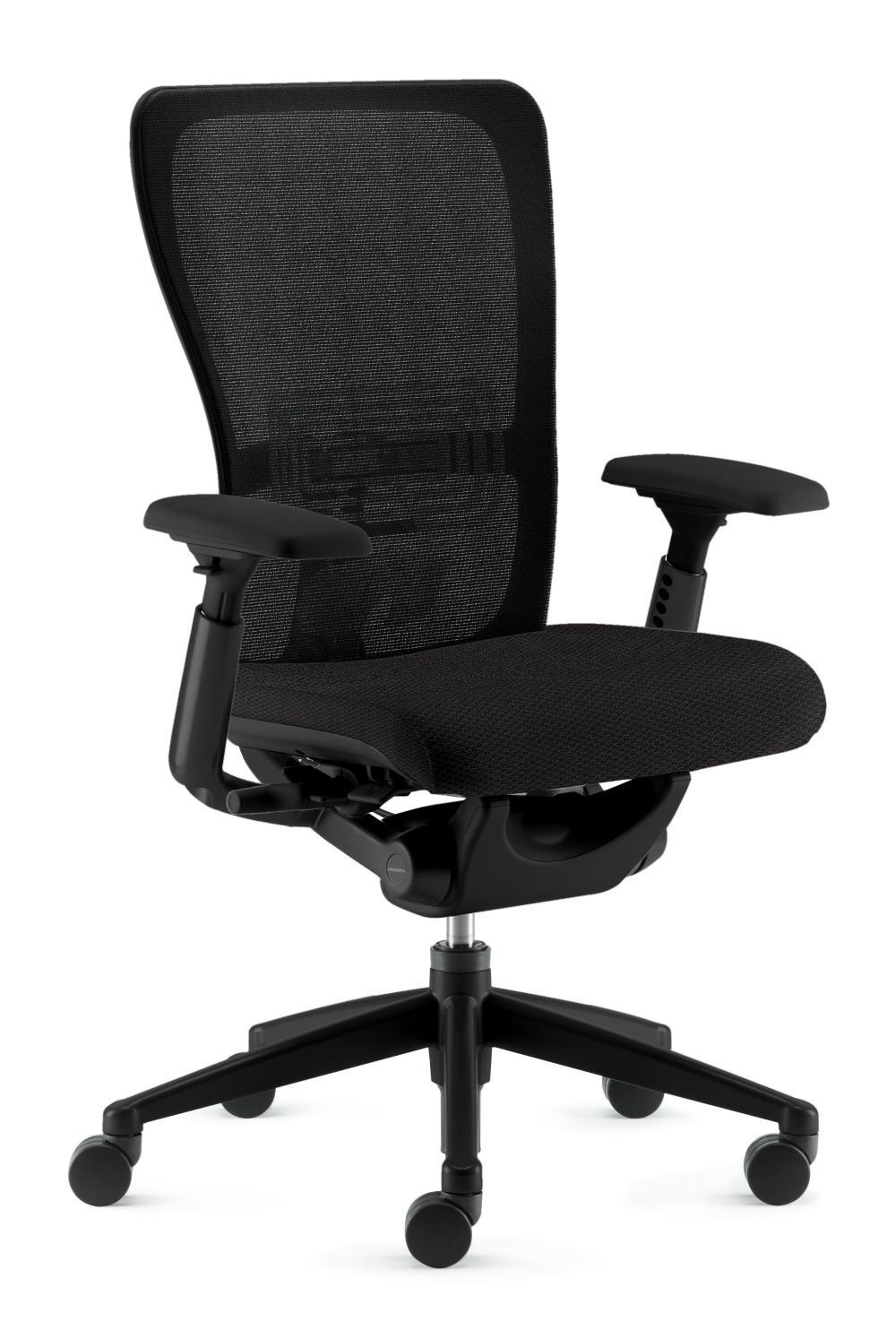 Haworth Zody Chair Lumbar Support 4 D Arms Best Office Chair
