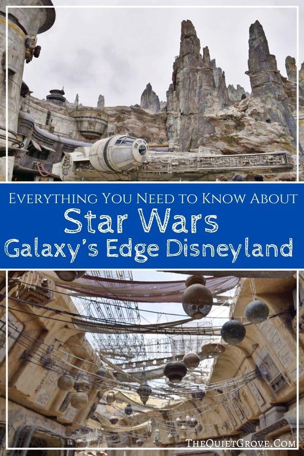 Photo of Alles, was Sie über Star Wars wissen müssen: Galaxy's Edge Disneyland