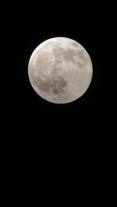 Ever taken a picture of the moon through a telescope? I have. Taken with the HTC One M8.