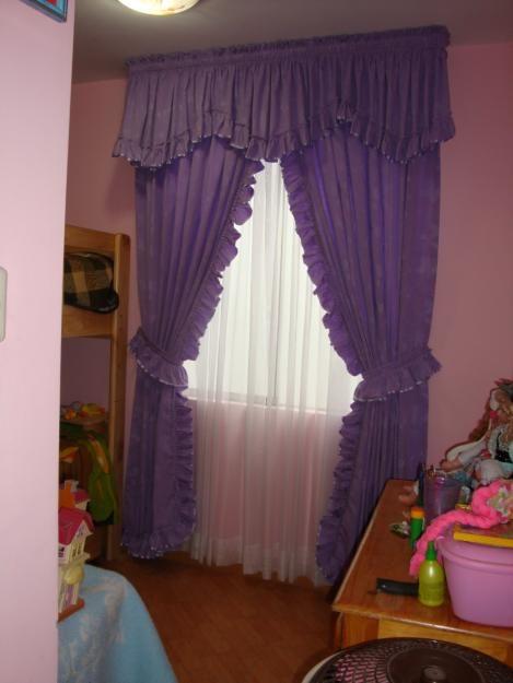 Dise o de cortinas ideas para cortinas imagenes de for Disenos de cortinas