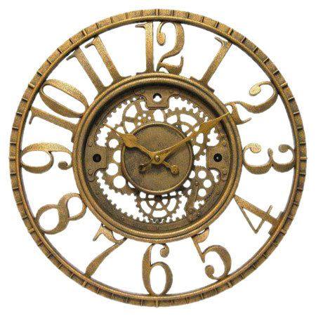 Wells Wall Clock