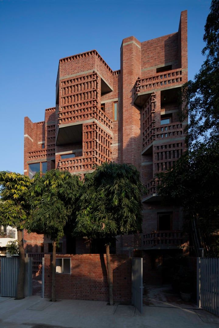 Defence Colony Residence. New Delhi, India