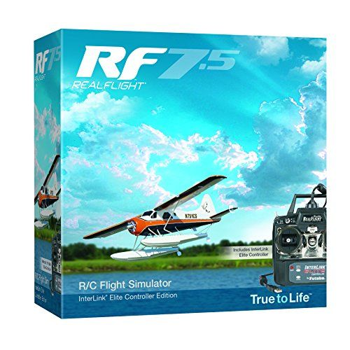 Great Planes RealFlight 75 RC Flight Simulator with
