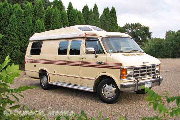 20+ Dodge ram van 88 inspirations