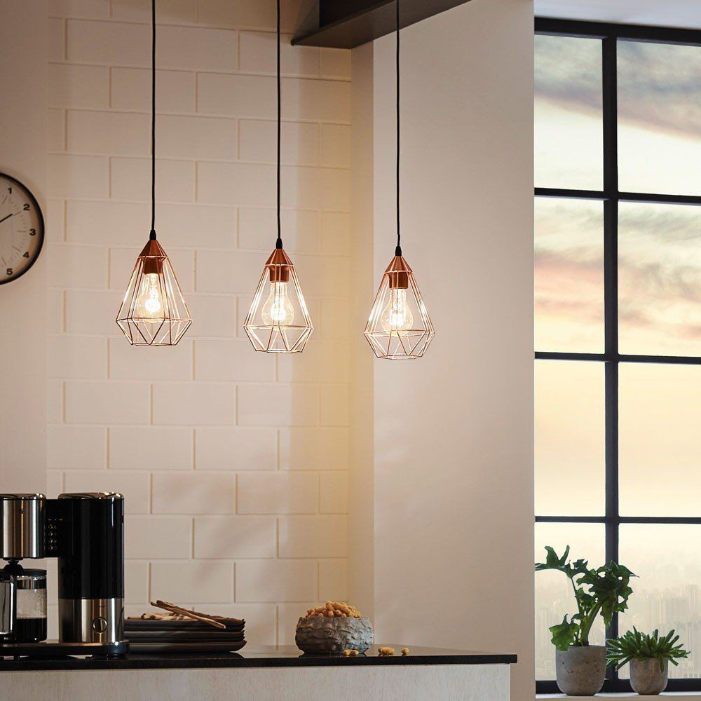 Licht Trend M Archaic Hangeleuchte Im Vintage Look Kupfer Hangelampe Amazon De Beleuchtung Hangeleuchte Licht Trend Pendelleuchte