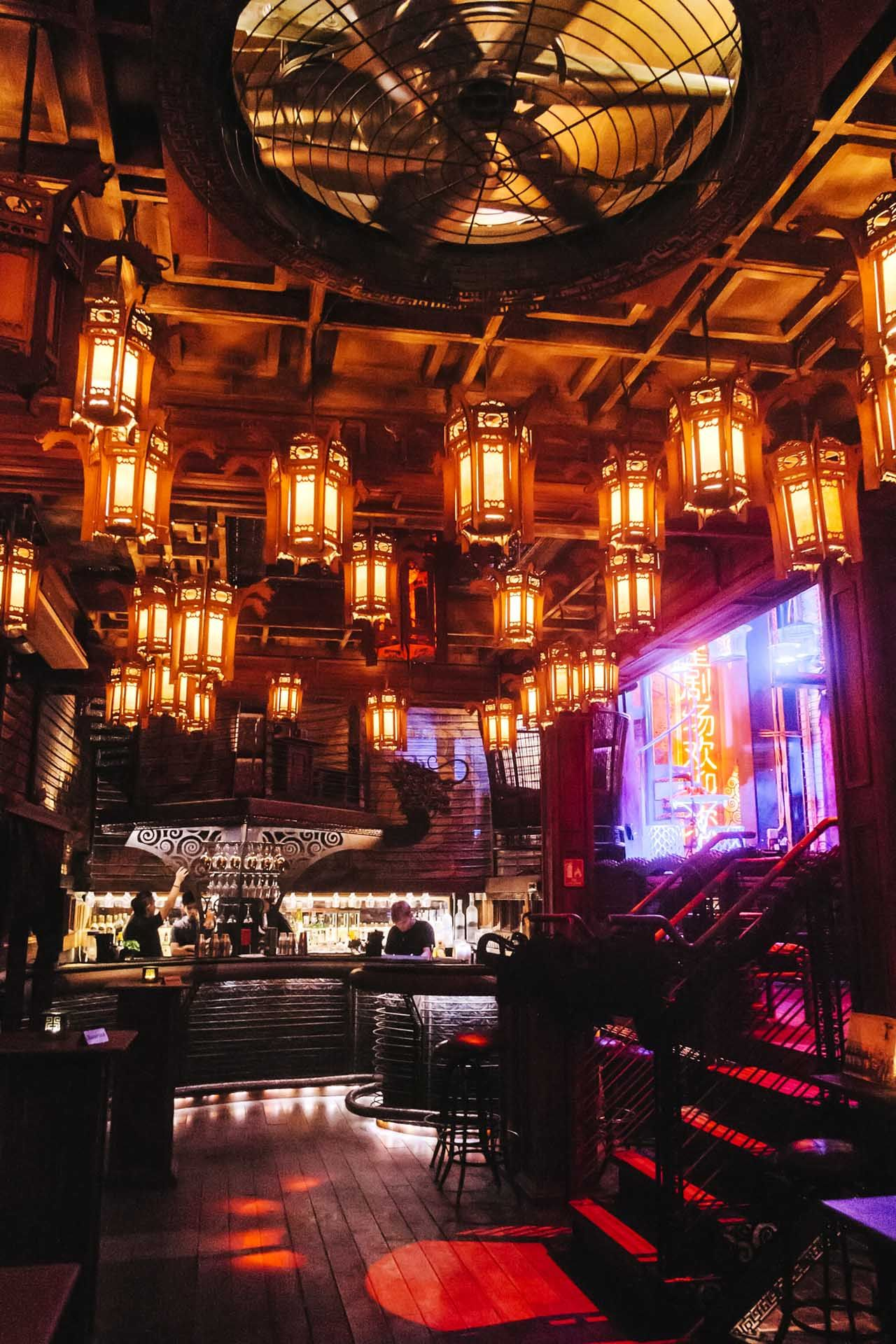 Sing Sing Theater Ashley Sutton S Bangkok Interior Design Marvel Ash Sutton S Latest Night Club And Inter Theatre Interior Ashley Sutton Bar Design Restaurant