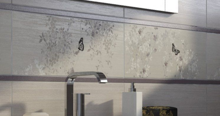 Ceramiche Marca Corona - Bon Chic Collection | Bathrooms in 2019 ...
