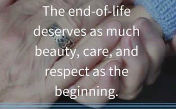 The End Of Life Care With Dementia Deserves As Much Beauty Care