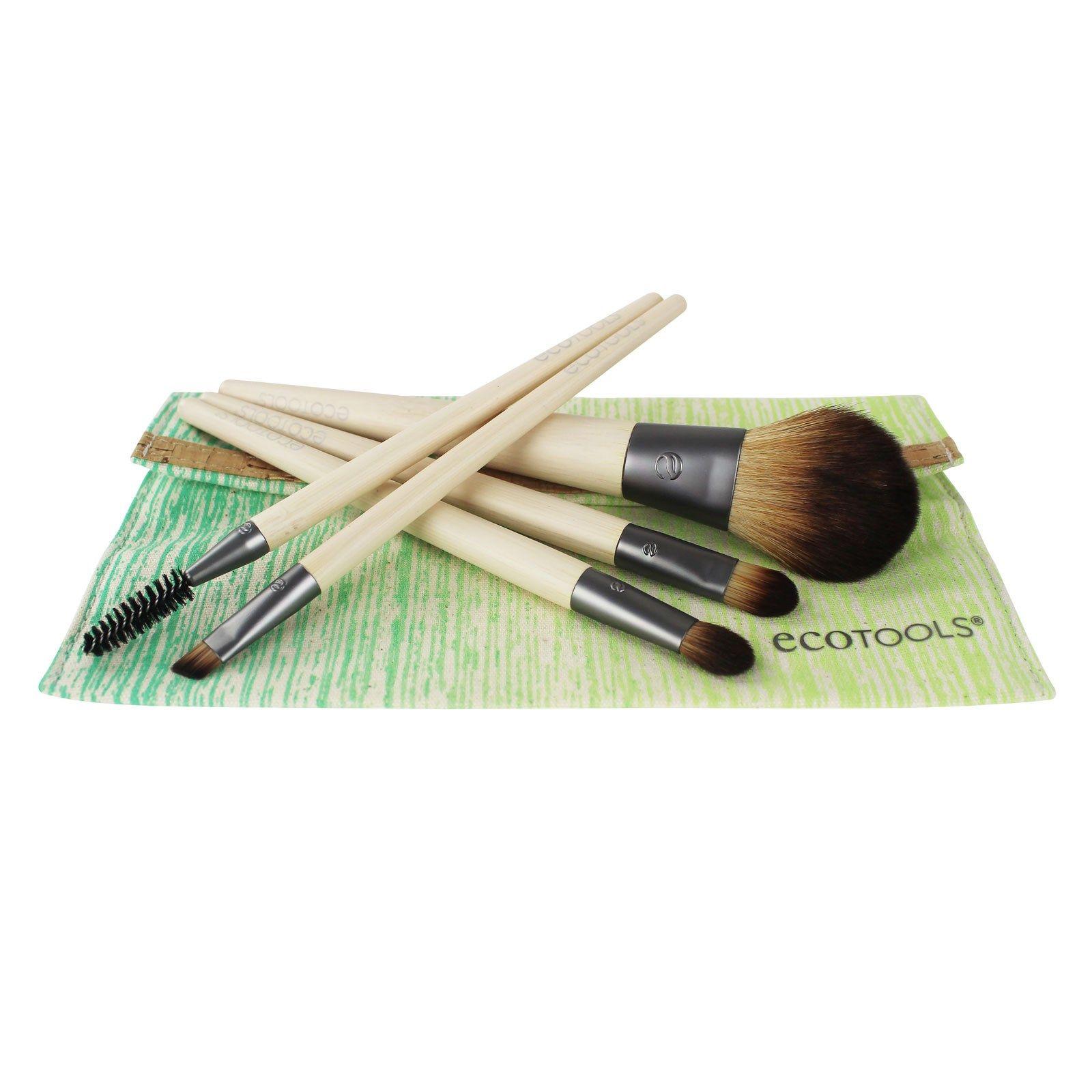 EcoTools, Bamboo 6 Piece Brush Set, 1 Set (Discontinued