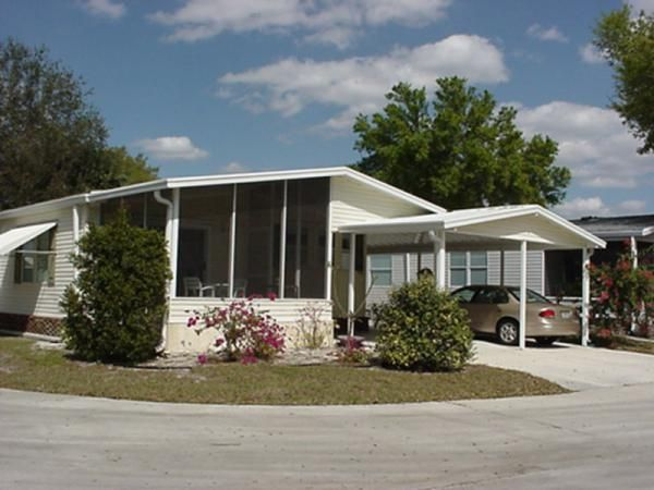 Riverside Oaks Mobile Home Park In Punta Gorda Fl Via Mhvillage Com Mobile Home Parks Mobile Home Mobile Homes For Sale