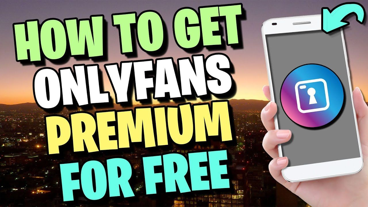 Free Onlyfans App For Ios Android With Onlyfans Premium 2020 For Free Youtube Spotify Premium Free Subscriptions