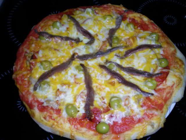 Pizza siciliana masas mycook pinterest pizzas - Pizza mycook ...