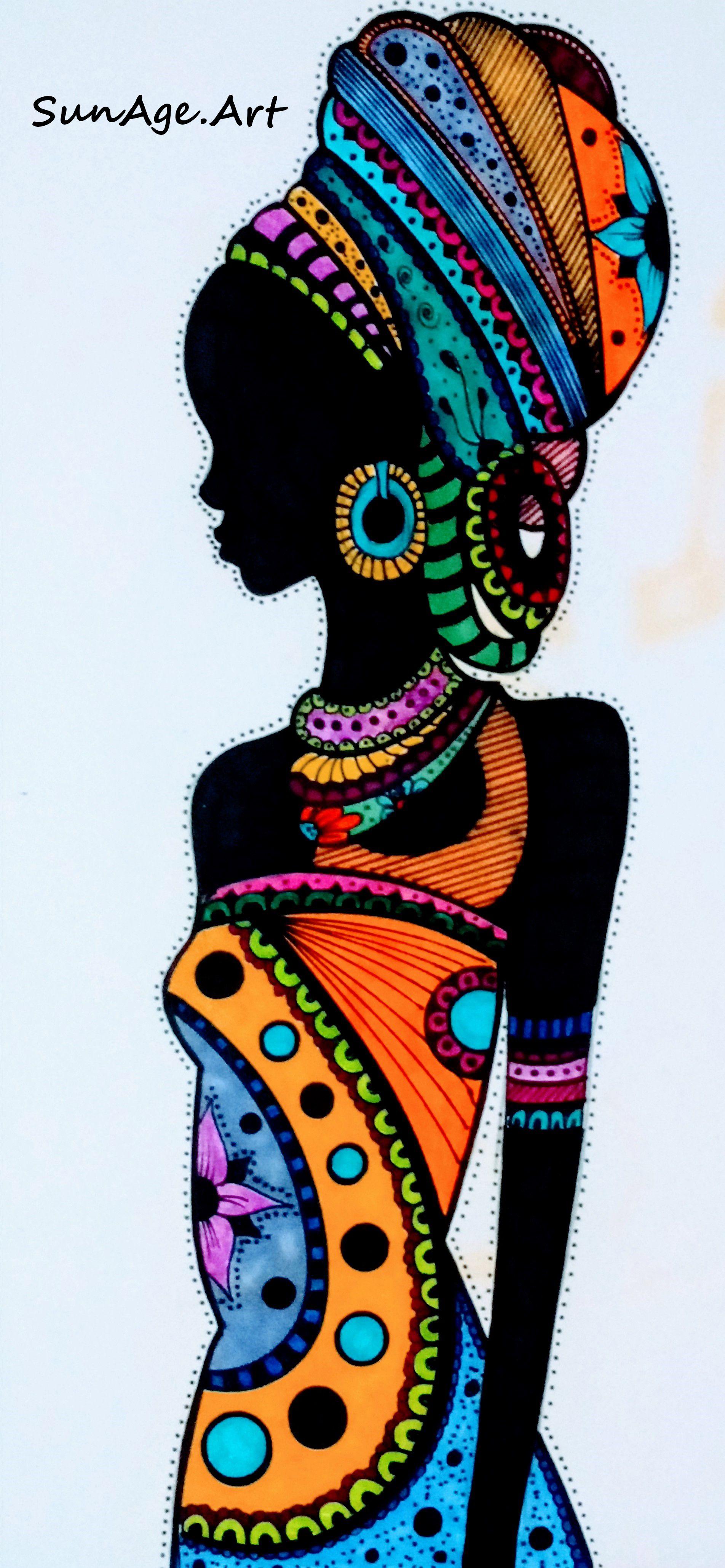Africanas negras A biografia