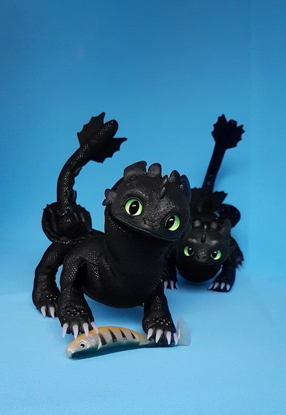 2a901b232f4 Made to order! baby Toothless (one!!)