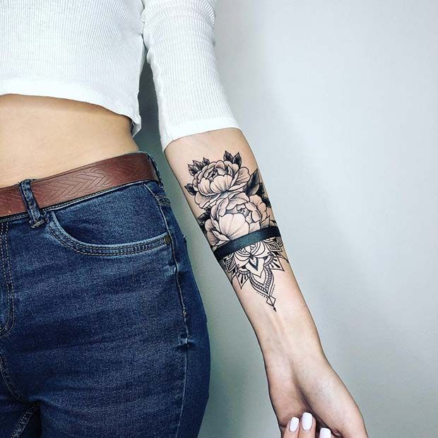 41 Beautiful Peony Tattoo Ideas for Women | Page 2 of 4 | StayGlam