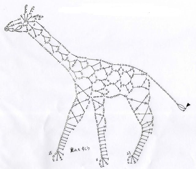 PATRON APLICACIÓN GANCHILLO - Google zoeken | crochet animals ...