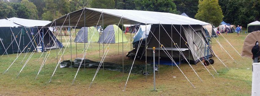 Kellys c&ing Tarp set up & Camping Tarp Poles | Camping Tarp Set Up | Pinterest | Camping ...