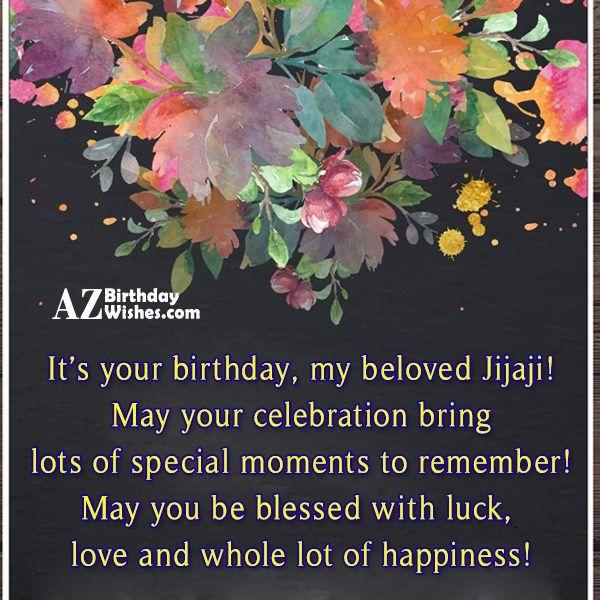 Image Result For Birthday Wishes Jijaji