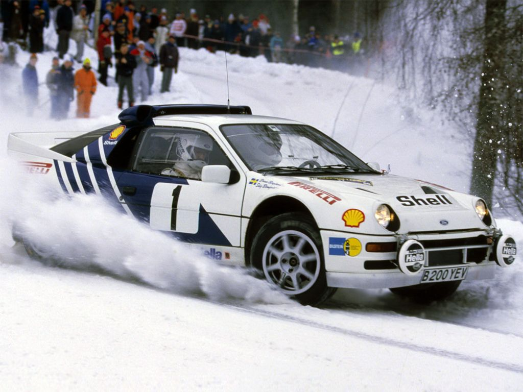 Ford Rs200 Rally Car One Of My Favorite Group B Racer With Images Rally Car Cars Rally