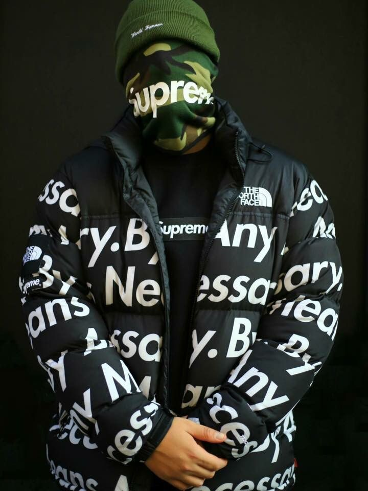 14555ae422b0a By any means necessary | Supreme | Supreme clothing, Streetwear ...