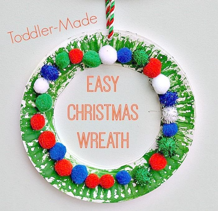 30+ Christmas Crafts for Toddlers and Preschoolers